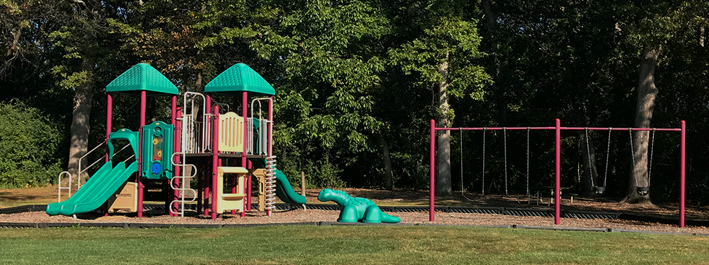 Acorn Acres Park Play Area
