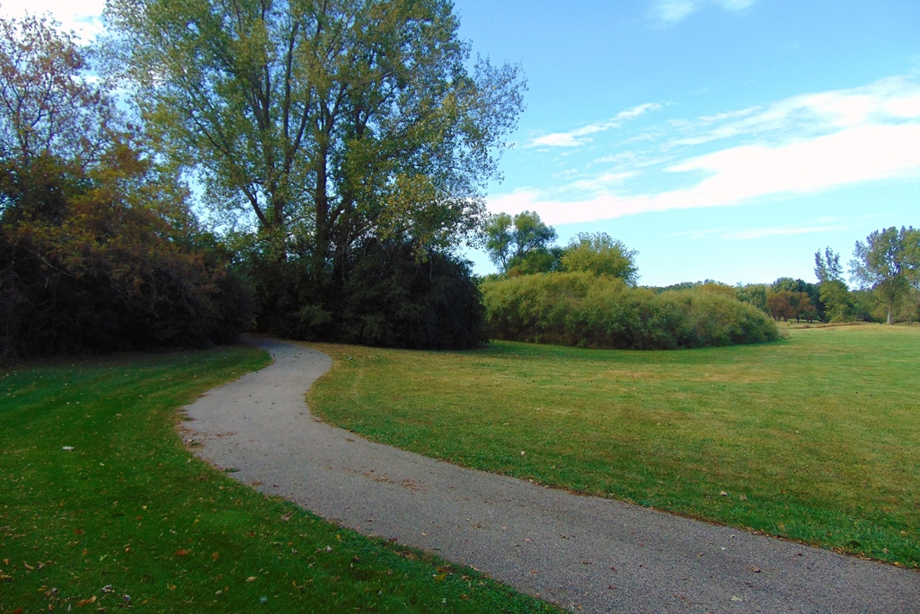 Bridlewoods Park Path