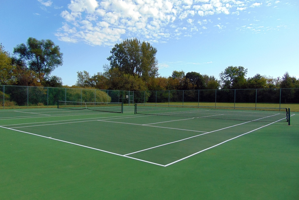 Bridlewoods Park Tennis Courts