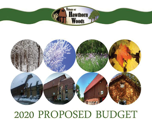 2020 Village of Hawthorn Woods Proposed Budget