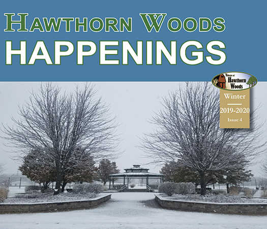 Hawtorn Woods Happenings Winter 2019-2020