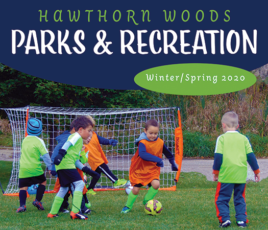 Hawthorn Woods Parks and Recreation Winter Spring 2020