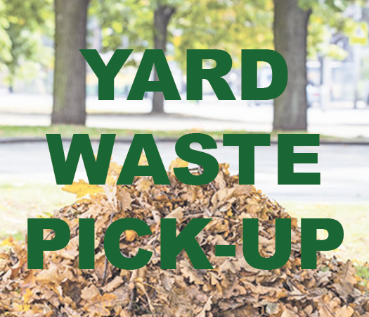 Yard Waste pick up