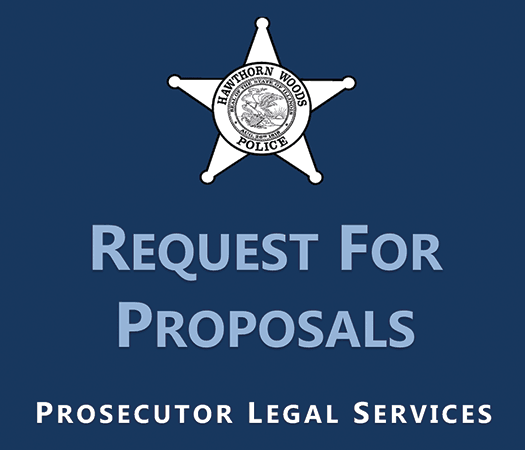 HWPD-RFP Prosecutor Legal Services