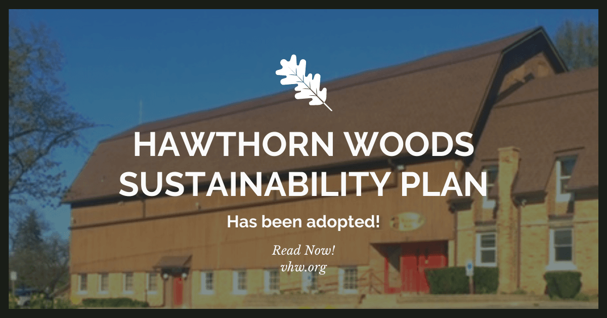 Hawthorn Woods sustainability plan adopted