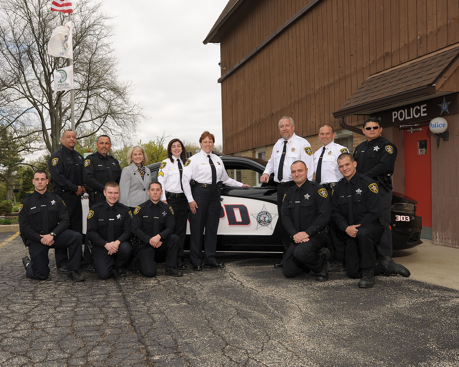 hawthorn woods il official website police department